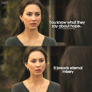 Pretty Little Liars Spencer Quotes