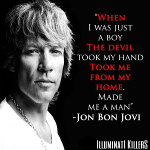 Jon Bon Jovi Quote