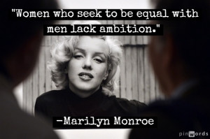 Strong Women Quotes Marilyn Monroe Strong women quotes marilyn