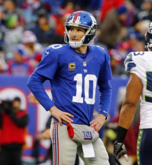 Eli Manning Now With Seven