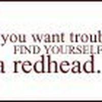 REDHEAD SAYINGS