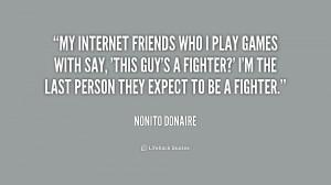 Internet Friends Quotes