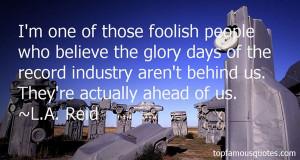 Glory Days Quotes