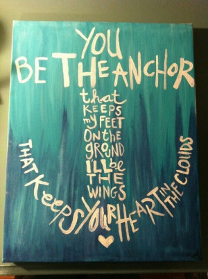 Anchor Quotes And Sayings