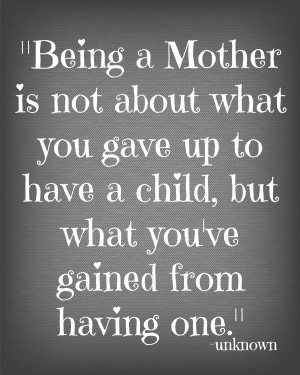 Motherhood Quote 2