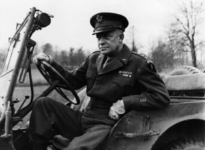 General Dwight D. Eisenhower. Supreme Commander of Allied Forces ...