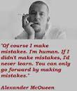 McQueen Quotes