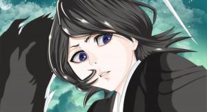 happy birthday Rukia by spiritual2011s