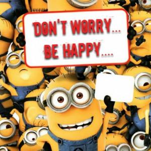 Happy Minions Happy minions