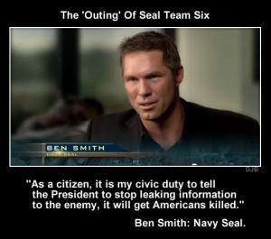 Tea Party audience cheers as Navy SEAL Benjamin Smith calls Obama a ...
