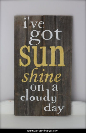 positive quotes about rainy days quotesgram