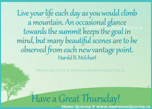 Have a Great Thursday Quotes, Happy Thursday Messages Pictures Images ...