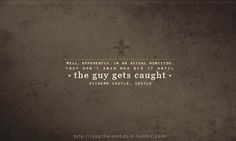 Castle quotes More