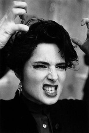 ... Изабелла Росселини (photo Isabella Rossellini