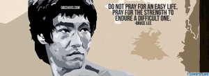 bruce lee facebook cover