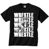 Wrestle, Wrestle, Wrestle T-shirt