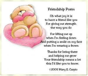 webpage tries to poetry a collection of friendship poems of