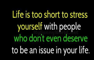 Cute Life Is Too Short Quotes And Sayings