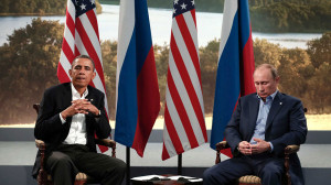 We're opposing Russia's aggression against Ukraine, which is a threat ...