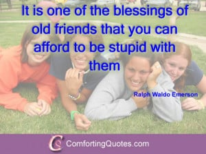 Being Stupid with Friends Quotes