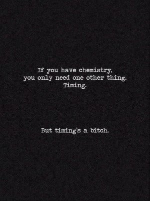 unrequited #love #quotesLife, Time Quotes, Chemistry, So True, Truths ...
