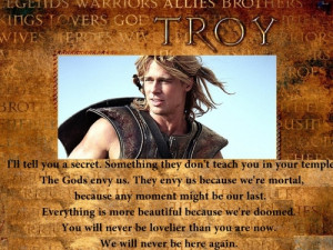 troy 2004 quotes