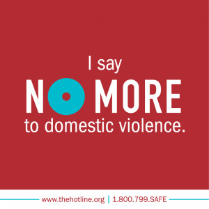 DVAM Challenge 17: Commit to Saying No More