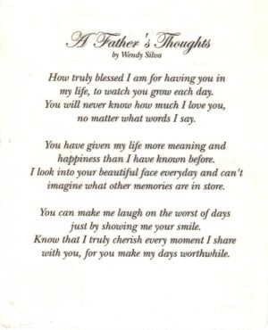 Father Son Quotes For Scrapbooking Scrapbooking poem quotes