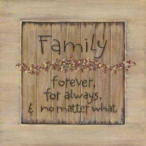 Family - Forever & Always