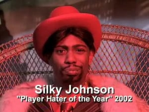 Tags: silky johnson dave chappelle player hater