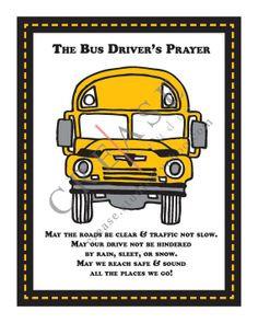 ... bus driver gift ideas, bus thing, energi bus, bus driver appreciation