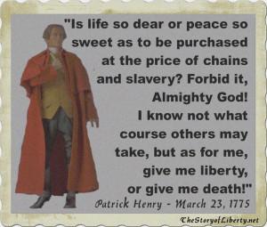 Patrick Henry
