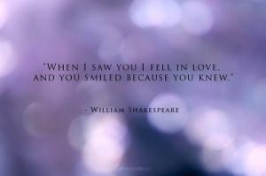love, quote, smile, william shakespeare, words