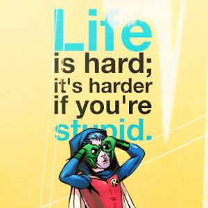 robin dc comics Damian Wayne shitedits