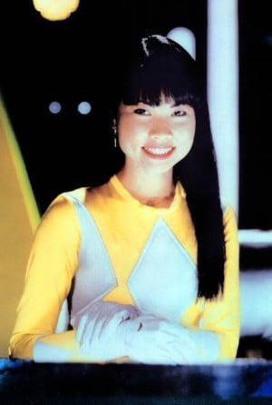 Yellow Power Ranger Trini - Thuy TrangNerdy Geekery, Mighty Morphine ...