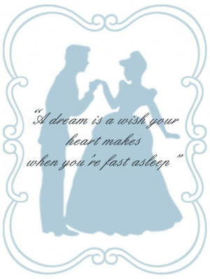 Cinderella And Prince Charming Quotes