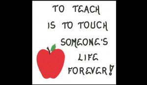 Teacher Magnet - Teaching, quote, inspirational saying, educator ...