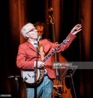 steve martin and edie brickell wireimage getty images