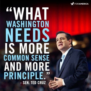THEY'LL HAVE TO LOOK IN A DICTIONARY TO FIND ANY. Ted Cruz Quote
