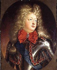 Louis le Grand Dauphin à qui sont dédiés les Mémoires de Louis XIV ...