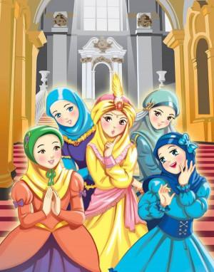 ... Group, Manga Hijabs, Animie Quotes, Cartoon Hijabs, Fashion Hijabs