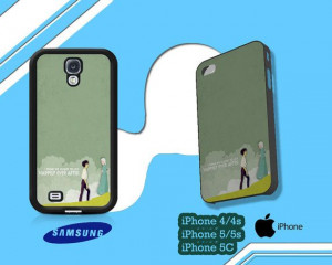 Howl's Moving Castle Quotes Case for iPhone 4/4S by Fathonah, $15.00