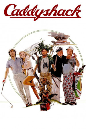 Caddyshack: Liz, this is for you!