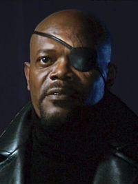 Nick Fury: