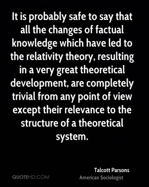 It is probably safe to say that all the changes of factual knowledge ...