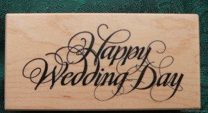 Happy Wedding Day – Photo