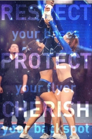 Cheerleading is a sport!
