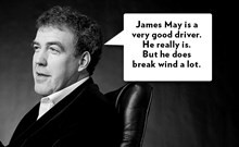 Jeremy Clarkson best new quotes