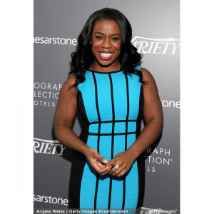 Uzo Aduba To Run Boston Marathon Help Raise Money
