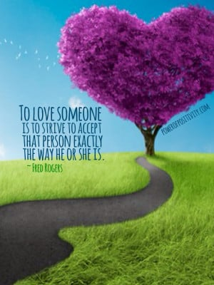fred rogers to love someone quote BIG